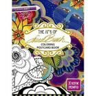 The Art of Laurel Burch Coloring Postcard Book by C & T Publishing (Paperback, 2016)