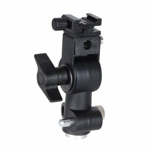 UK Type C Flash Hot Shoe Umbrella Holder Mount Bracket for Speedlite 713095616277