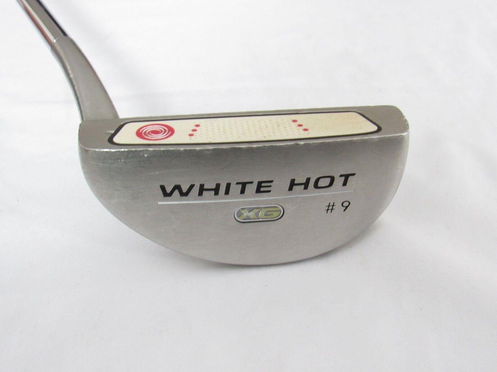 Utiliza LH odisea  blancoo Caliente XG 9 34  LH Putter  grandes precios de descuento