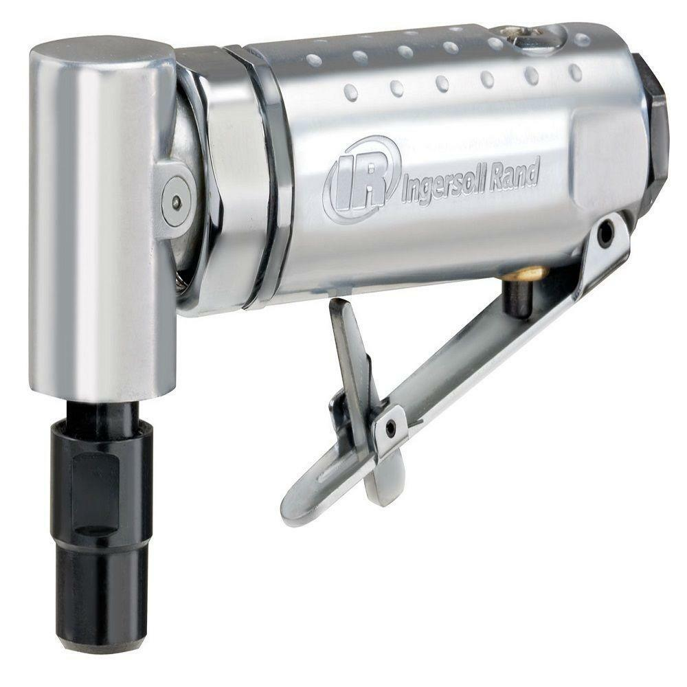 Ingersoll Rand Angle Die Grinder Durable Ball Bearing Air Operated Grinder