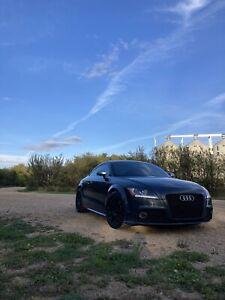 2009 Audi TTS tts