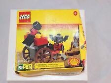 Lego Set 2540 New Factory Sealed, Shell Gas 2000