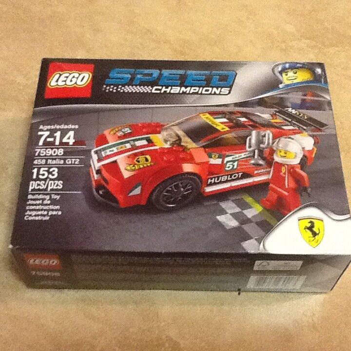 LEGO Speed Champions (75908) 458 Italia GT2