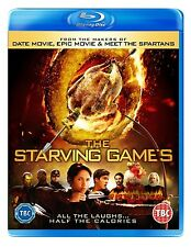 * Blu-Ray Film NEW SEALED * THE STARVING GAMES * Blu Ray Movie * PS3