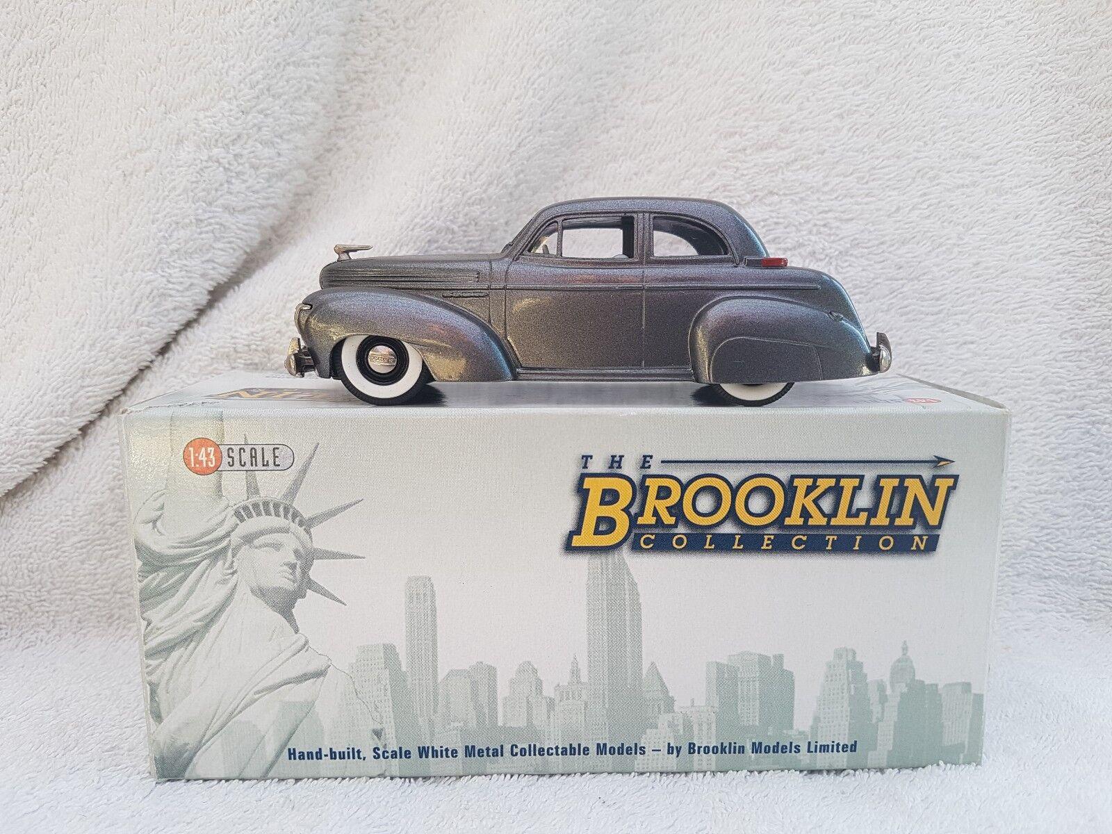 BROOKLIN Models scala 1 43 BRK38 1938 Graham combinazione COUPE