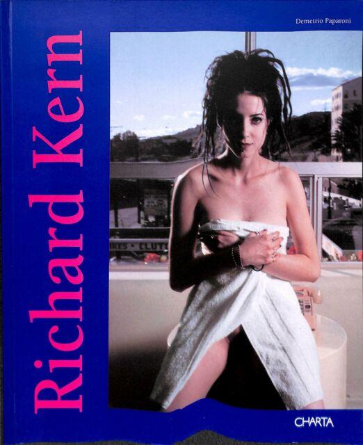 82425 Richard Kern. Catalogo della mostra (Brescia, galleria Reali arte contempo