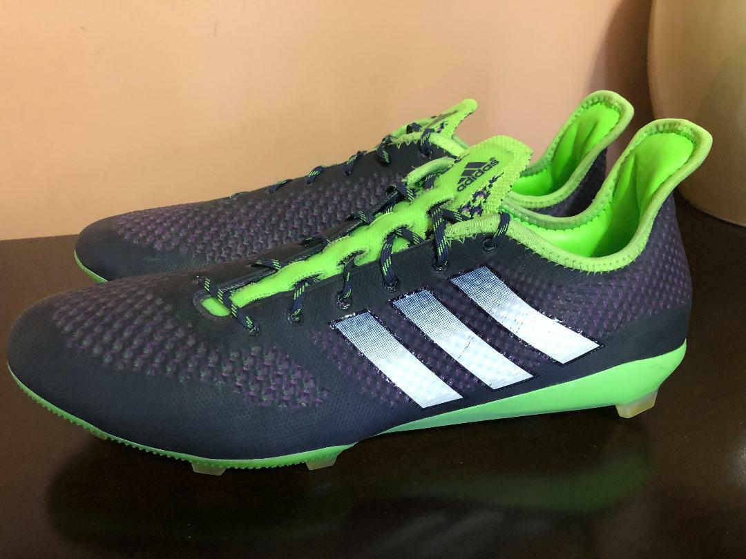 ADIDAS PRIMEKNIT 2.0 FG CLEATS FOOTBALL stivali RARE Limited Edition 11.5 US 11 UK