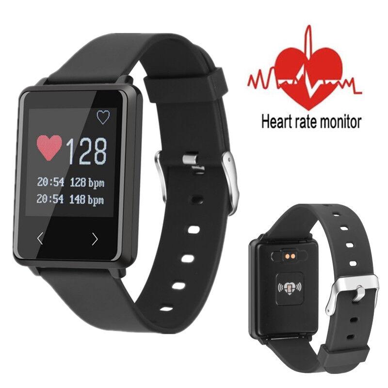 Smart Watch Armband Pulsuhr Activity Tracker Für Huawei Xiaomi iPhone Samsung DE