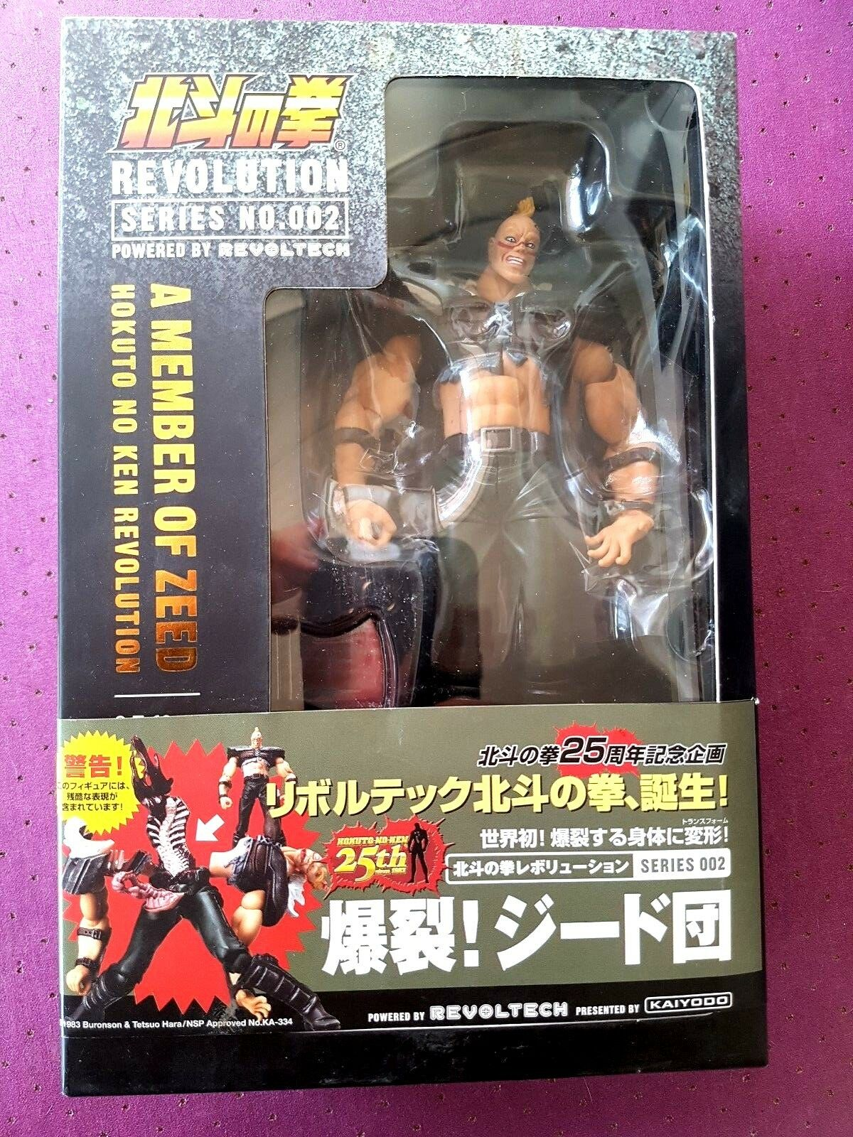 Fist Of The north Star Hokuto No Ken Shiro A Member Of ZEED series