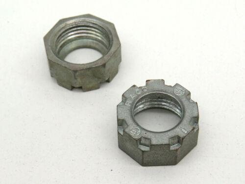 "Raco 1//2/"" Non-Insulated Metal Threaded Rigid IMC Conduit Bushing 50-Pack"