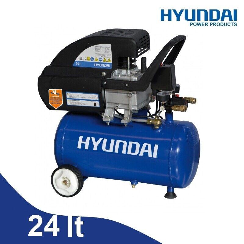 Compressore 24lt. ad olio Hyundai - BDM-24