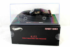 HOT WHEELS ELITE ENTERTAINMENT KITT KNIGHT RIDER K.I.T.T. CHASE LIGHT 1/43 X5492