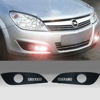 LED Tagfahrlicht 50% Dimmfunktion,  Opel Astra H , 2007 bis 2009 , Art OP002