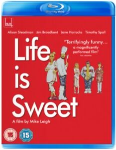 Nuovo Life Is Dolce Blu-Ray