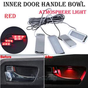 4Pcs-Red-12-LED-Inner-Door-Handle-Bowl-Armrest-Interior-Atmosphere-Decor-Lights
