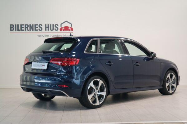 Audi A3 1,4 e-tron Sport Sportback S-tr. - billede 1