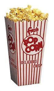 Popcorn-Machine-supplies-100-popcorn-scoop-Boxes-75-oz