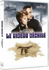 Le-Rideau-dechire-Paul-Newman-Julie-Andrews-DVD-NEUF-SOUS-BLISTER