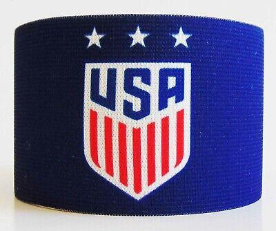New York City FC Captain Armband David Villa US Soccer USA MLS Barcelona Spain