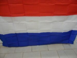 Bandiera Olandese Olanda Paesi Bassi In Tessuto 150 X 90 Cm Ebay