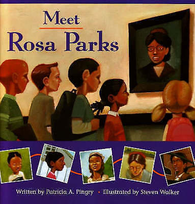 Meet Rosa Parks by Patricia A. Pingry (Paperback, 2008)