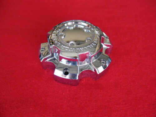Ultra Custom Wheel Center Cap Chrome Finish 89-9865 51241680F-3
