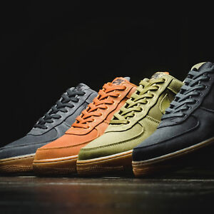 sports shoes 80c66 33284 Image is loading Nike-Air-Force-1-07-LV8-Style-Gum-