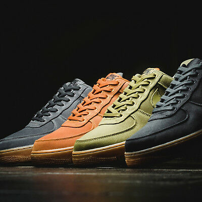 NEW Nike Air Force 1 Mid LV8 BlackLime GreenGum NWT
