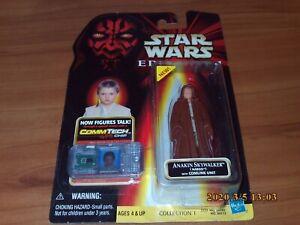 Star Wars Episode 1 Anakin Skywalker Naboo Action Figure NEW