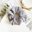 Solid-Floral-Bow-Scrunchie-Hair-Band-Elastic-Hair-Ties-Rope-Scarf-Accessories thumbnail 92