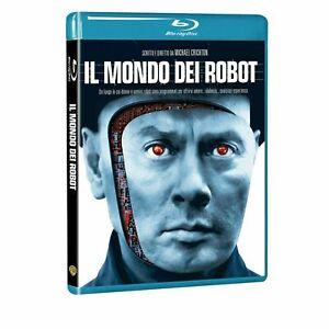 Blu-Ray-Il-Mondo-Dei-Robot-1973-Contenuti-Speciali-NUOVO