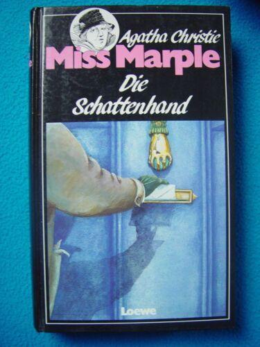 1 von 1 - Miss Marple Die Schattenhand Agatha Christie Krimi Kinderbuch