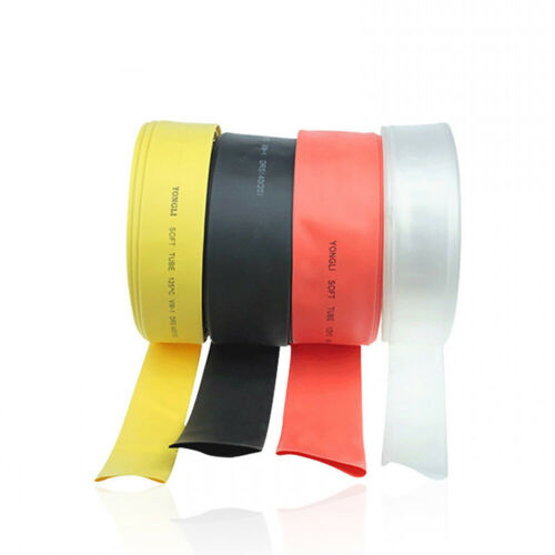 Dia 20mm Heat Shrink Tube 2:1 Polyolefin Cable Wire Tubing Sleeving All Colour