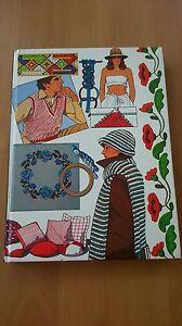 Das Grosse Buch Der Handarbeiten Band 3 Nähen Sticken Stricken