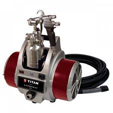 Titan Capspray 95 Hvlp With Free Extra Maxum Ii Gun
