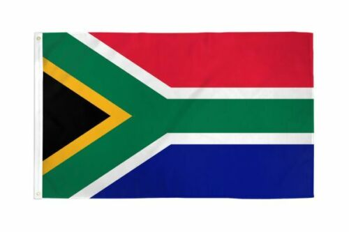South Africa flag 2X3ft poly
