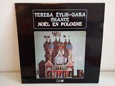 TERESA ZYLIS   cara chnate Noel en Pologne AUVIDIS AV 4708