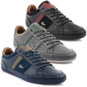 Schuhe 417 Chaymon Lacoste Herren 1 Leder Sneaker Exclusvie T0z4xzw