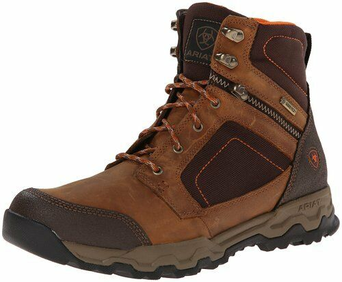 Ariat Grand Junction GTX Waterproof 6  Lace-Up Hiking Stiefel, Stiefel, Stiefel, Frontier braun a5b757