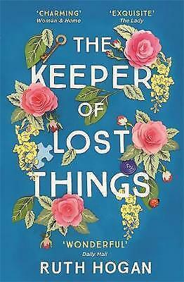 The Keeper of Lost Things By Ruth Hogan NEW (Paperback) Fiction Book