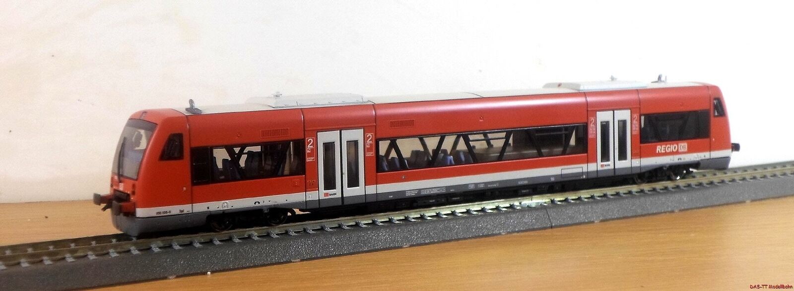 TT Regio Shuttle br650 (rs1) DB Regio Regio Regio verkehrsrosso EP. V 33510 audace 7874c9