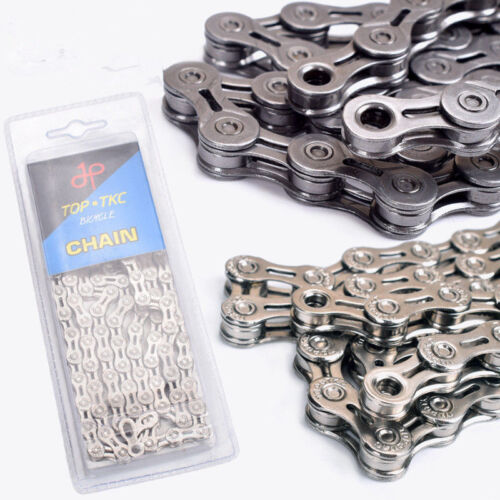Bicycle Chain 9 10 11 Speed Super Light 116 Links for MTB Road Bike Cycling