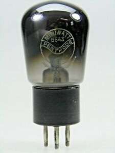 B543-L103-RES105-Philips-Radio-Roehre-Valvola-tube-tested-16