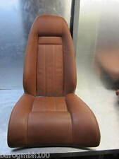 Bentley Continental GT 2007 Einzelsitz Rücksitz Sitz hinten links Leder Saddle