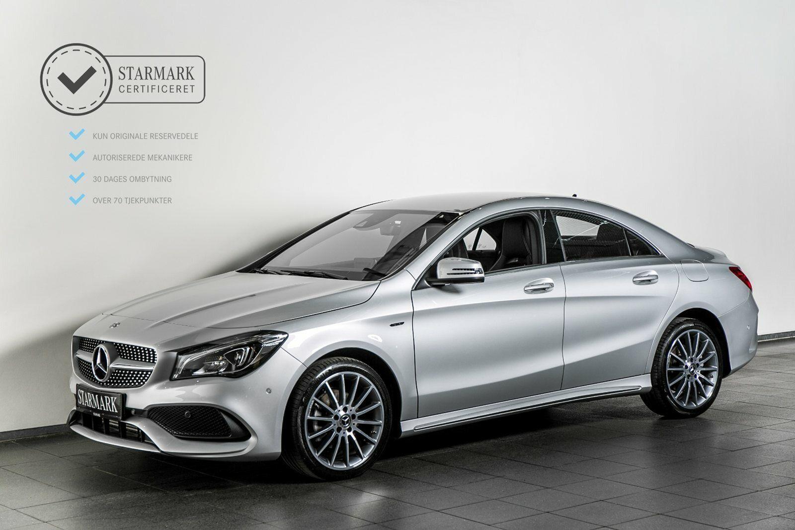 Mercedes CLA200 1,6 Final Edition aut. 4d - 389.900 kr.