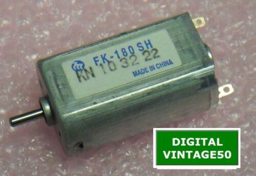 10 x MABUCHI FK180 SH DC MINI MOTOR Full Compatible HPI Rancing 1060 MICRO RS4