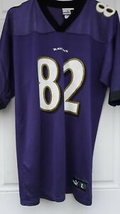 86fe6078 Details about Puma Men's Baltimore Ravens Custom Game Jersey