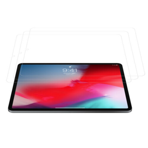 3//6//9//12 LOT HD Clear Screen Protector For iPad Pro//Air//Mini Tablet NEW
