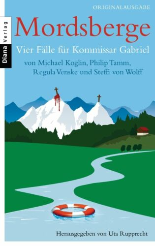 1 von 1 - Mordsberge / Kommissar Gabriel Bd.3 von Regula Venske, Philip Tamm, Steffi...