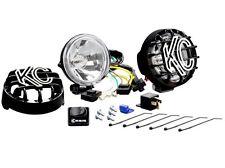 "KC Hilites 490 4"" 5 watt Rally 400 Halogen Driving Lights & Harness (Pair)"